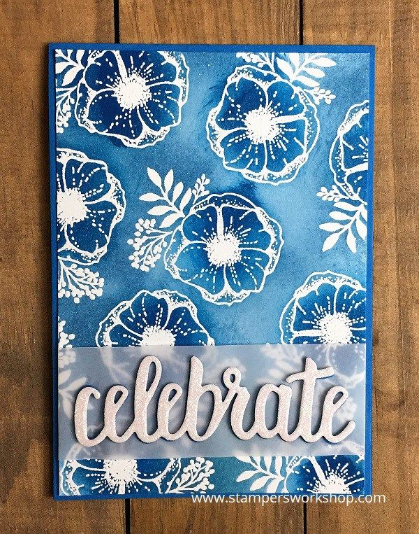 Stampin 'Up! Amazing you