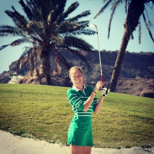 new golf outfit? I think yes <3