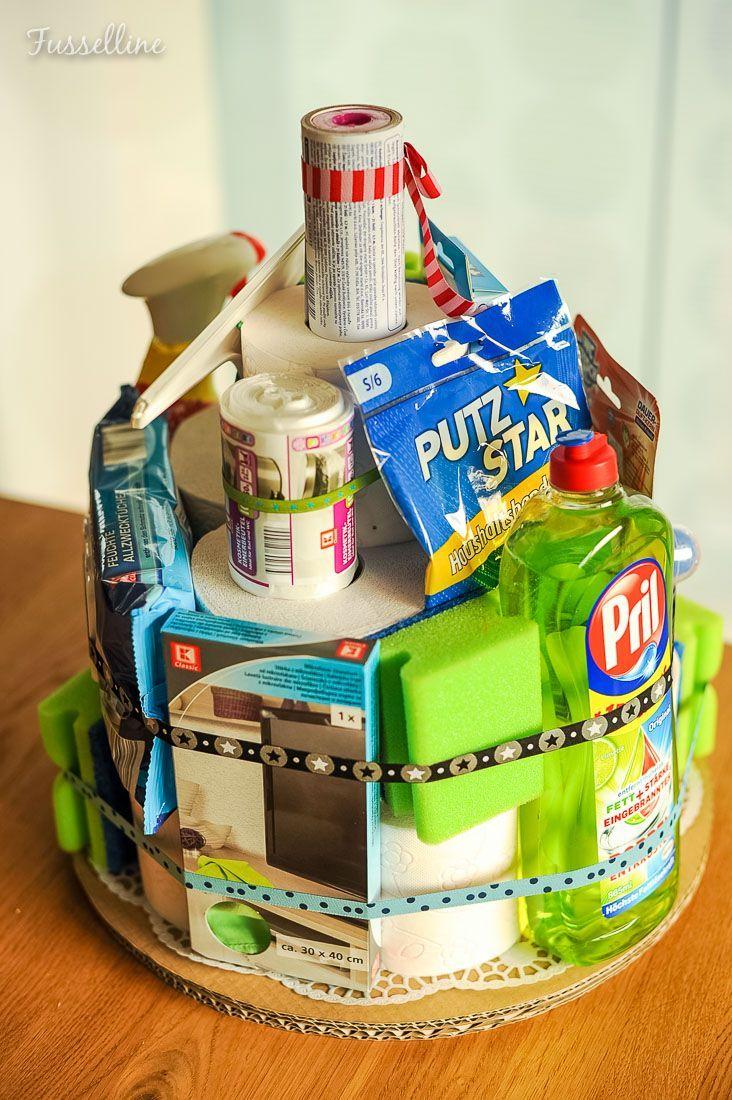 Letzte Woche Hatte Ein Befreundetes Studenten Paar Zur Einweihung Ihrer Ersten Gemeinsamen Diy Gifts For Kids Birthday Gifts For Bestfriends Inauguration Gift