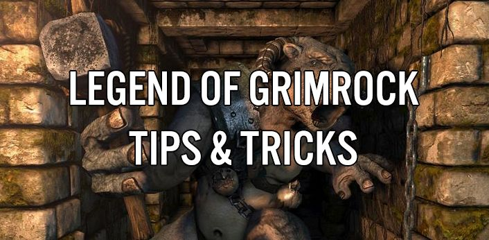 The iOS port of Almost Human's PC-game Legend of Grimrock was released a couple of weeks ago, and it's one of the most in-depth RPG games we have ever seen on mobile. #games #tips #tricks