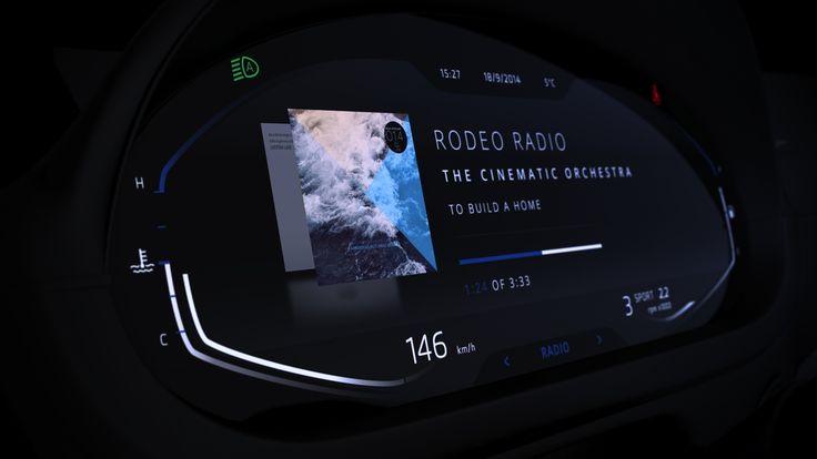 Στην CES, η QNX παρουσίασε έναν ψηφιακό πίνακα οργάνων πάνω σε μια Maserati Quattroporte GTS. Θυμίζει αρκετά το ψηφιακό ταμπλό των νέων Audi TT και Q7, με το σύστημα να τρέχει το Kanzi λογισμικό της Rightware και να δείχνει ότι πληροφορίες χρειάζεται ο οδηγός, όπως ταχύτητα, δεδομένα του συστήματος πλοήγησης, προειδοποιήσεις και άλλα πολλά, ενώ συνεργάζεται τόσο με το Apple CarPlay, όσο και με το Android Auto. Το πότε το σύστημα θα περάσει στα μοντέλα παραγωγής της Maserati, αλλά και άλλων…