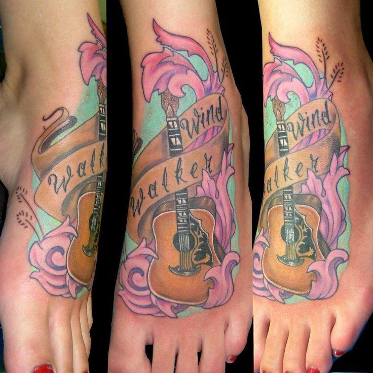Tattoo by Dino Falkfino