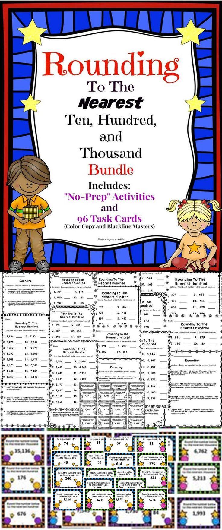 Preparing For Second Grade Worksheets : Best nd grade of tpt images on pinterest