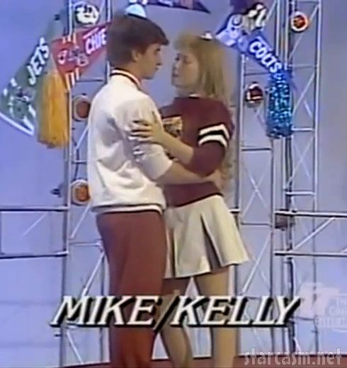 Dance Party USA!! Kelly Ripa before she was famous