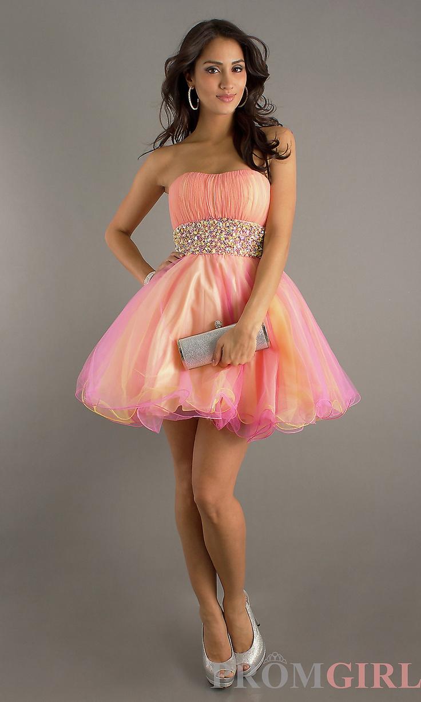Prom Girl Prom Dresses