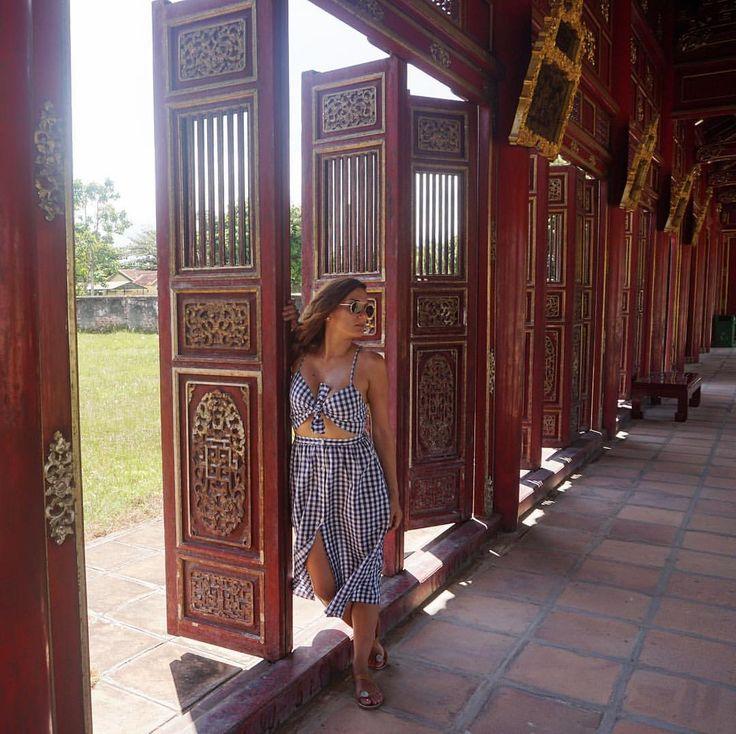 """58 """"Μου αρέσει!"""", 2 σχόλια - Irena World Traveller ✈️ (@irena.traveller) στο Instagram: """"The Imperial Palace  #wanderlust #hue #palace #vietnam #postcardsfromtheworld #beauty #amazing…"""""""
