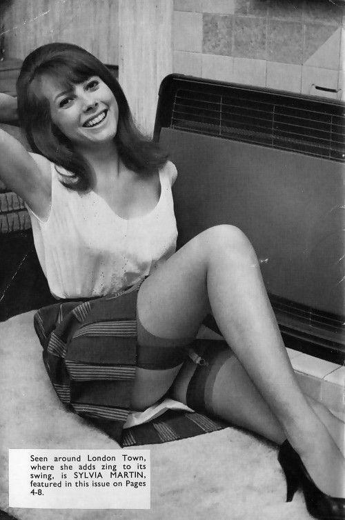 Vintage stocking videos