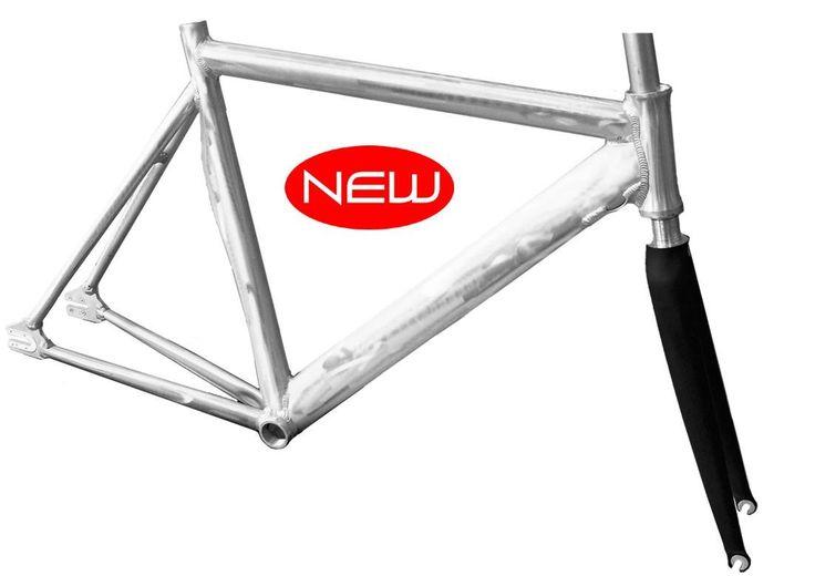 Montalbetti Telaio Pista in Alluminio - Store For Cycling