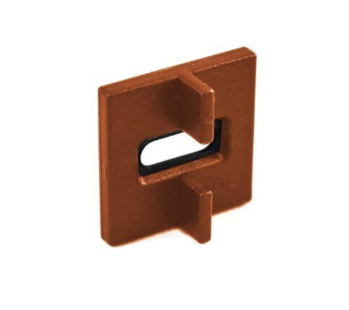 Ipe Clip IC100EX-SBR   Extreme Short Brown Hidden Deck Fasteners 100-Piece kit by IPE Clips. $76.97. From the Manufacturer                Ipe Clip Extreme Hidden Deck Fastener. No screw holes or nail pop ups. No stain marks. Invisible from the top and the bottom of the deck. Reinforced with stainless steel insert for added strength. Works excellent with hardwood and composite material.