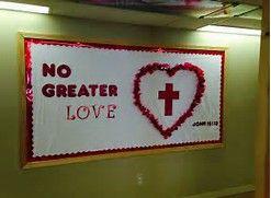 Image result for Church Bulletin Board Designs