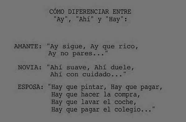Diferenciar.