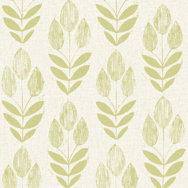 Scandinavian Block Print Tulip by Beacon House, Simple Space II - Google Search