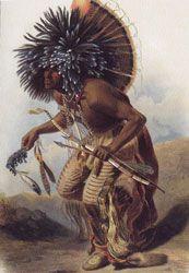 de la tribu indienne Cree