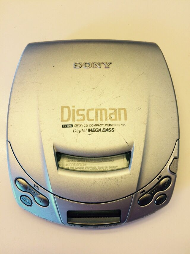 Played my music on this when i was little ❤️