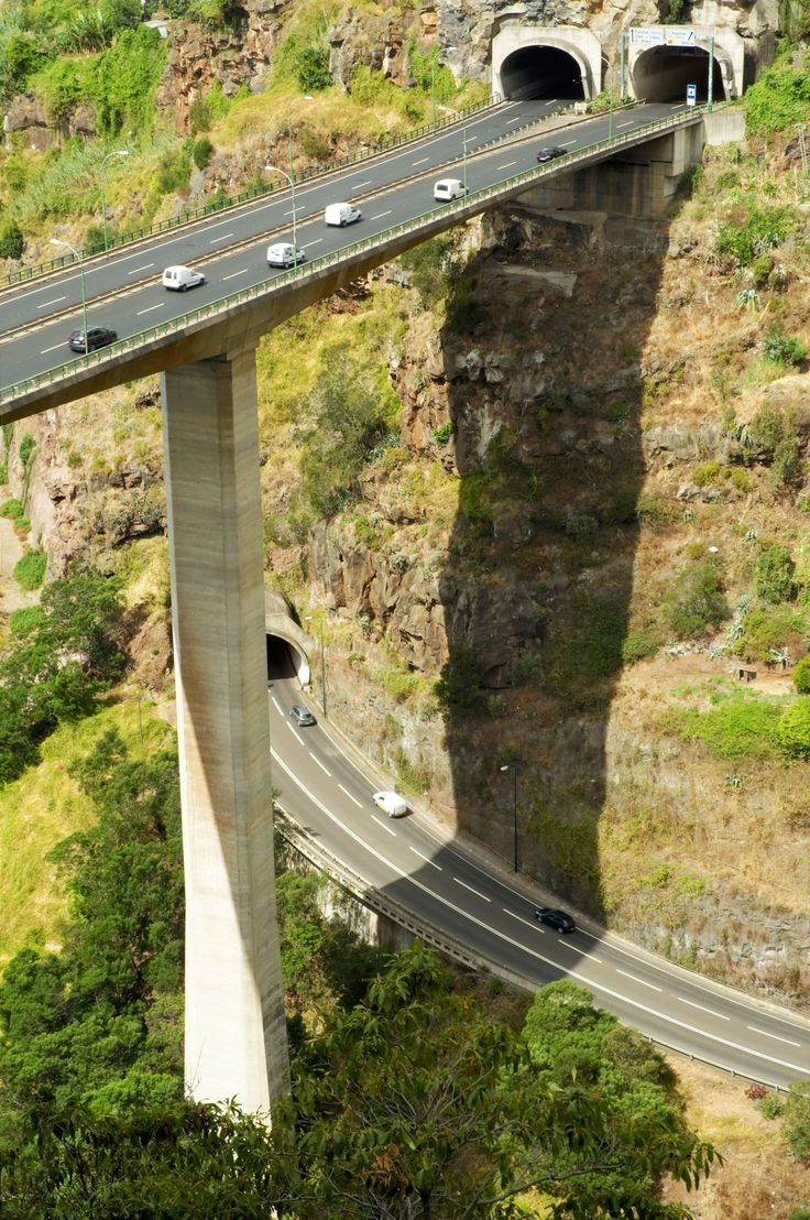 Visit Madeira, Portugal – The Garden of the Atlantic Elevated Roadway. Madeira is a Portuguese archipelago, just under 400 km north of Tenerife, Canary Islands, in the north Atlantic Ocean and an outermost region of the European Union.