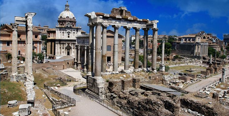 Visitar el Foro Romano - http://www.absolutitalia.com/visitar-foro-romano/