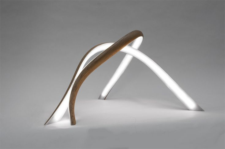 Lamps John Procario 7 Sculptural Lamp Designs of Great Aesthetic Value by John Procario