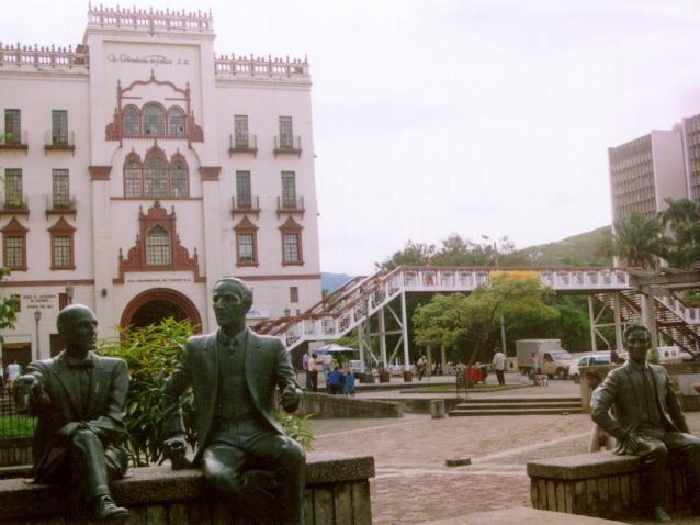 Plaza de los Poetas #Cali #ValledelCauca #Colombia #SurAmerica