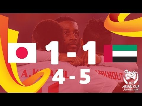 ##AC2015 #201... #2015 #afc #AFCAsianCup #asian #AsianCup2011 #AsianCup2015 #AsianFootball #AsianFootballConfederation #australia #cup #japan #qf4 #uae #v #WorldSportGroup #WSG QF4: Japan v UAE - AFC Asian Cup Australia 2015