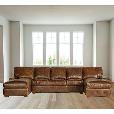 Living Room Ideas With Leather Sectional best 25+ leather sectional sofas ideas on pinterest | leather