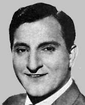 *DANNY THOMAS: founder of St.  Jude Children's Research Hospital and actor.