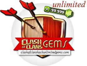 CLASH OF CLANS HACK GEMS 2016