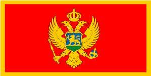 Montenegro Flag - Fly-Me Flag