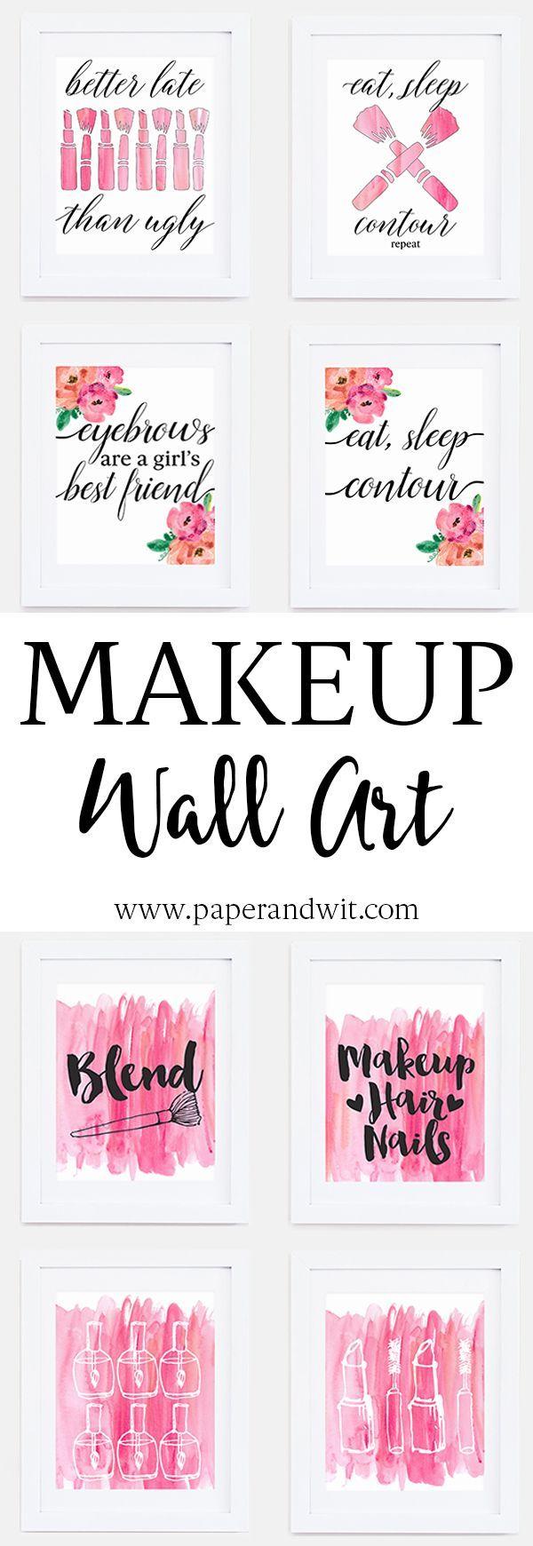 Best 25 Painted Makeup Vanity Ideas On Pinterest Diy