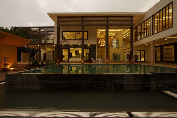 Sachdeva Çiftlik Evi / Mekanlar Architects @ ka - 9