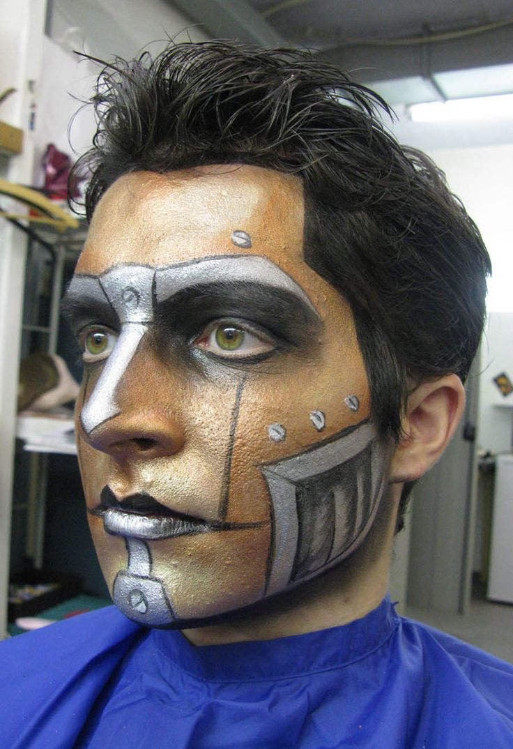 Starlight express makeup