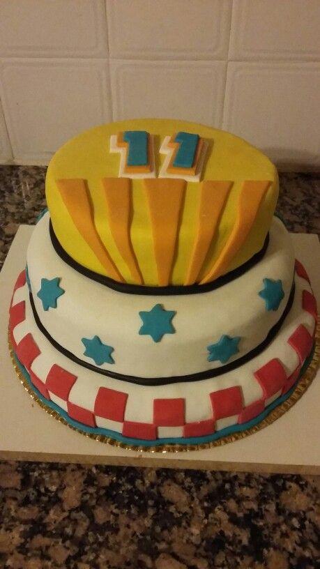 Kid Butowsky Cake