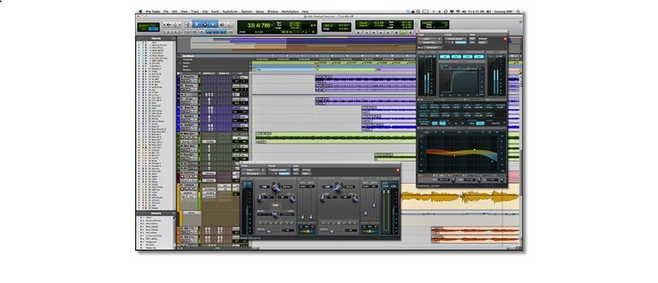 Pro Tools is a digital audio workstation for Microsoft Windows and OS X, developed and manufactured by Avid Technology. It is widely used by professionals throughout the audio industries for recording and editing in music production, film scoring, film and television post production, musical notation and MIDI sequencing