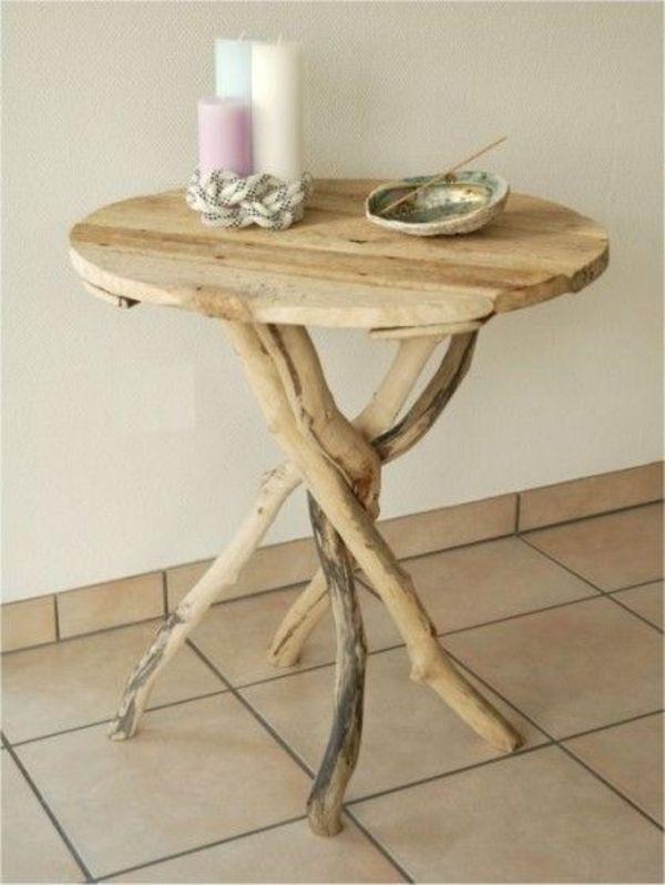 ber ideen zu treibholz tisch auf pinterest. Black Bedroom Furniture Sets. Home Design Ideas