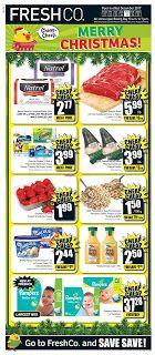 FreshCo Cheap-Cheap Flyer valid Desember 28 - January 3, 2017
