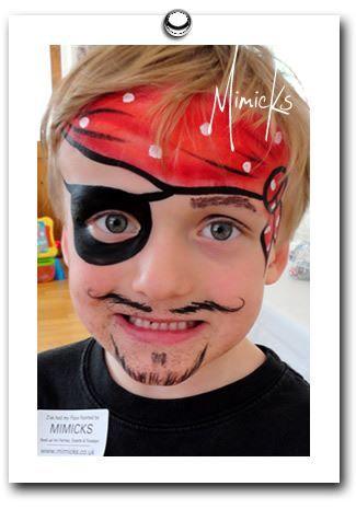 pirate - printed