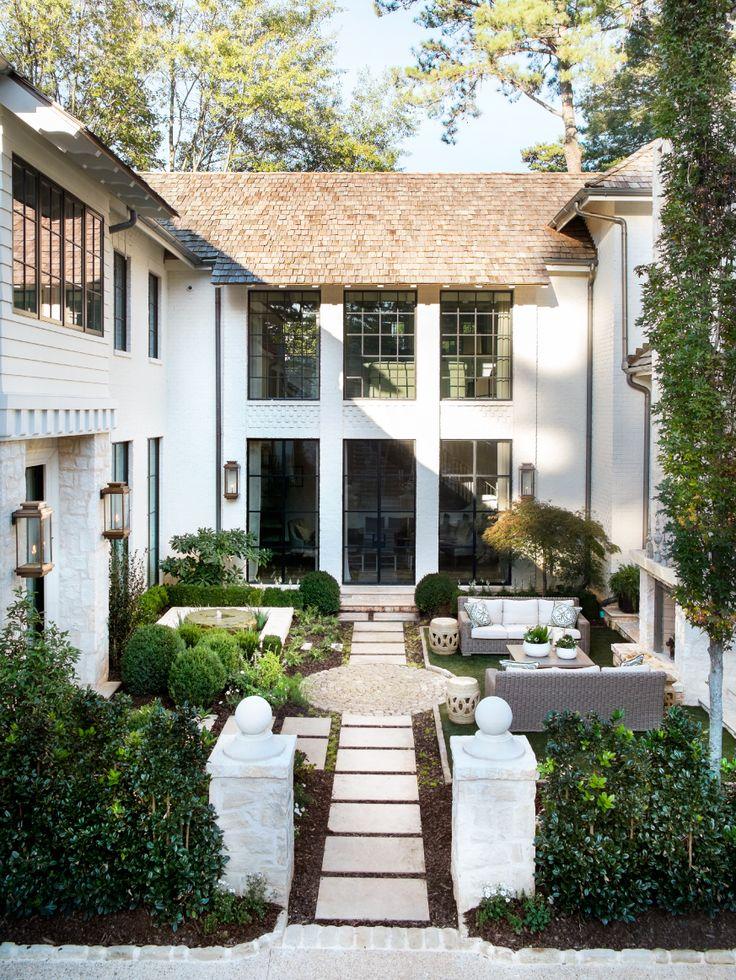 Les 254 meilleures images du tableau houses sur pinterest for Luxury house plans atlanta ga