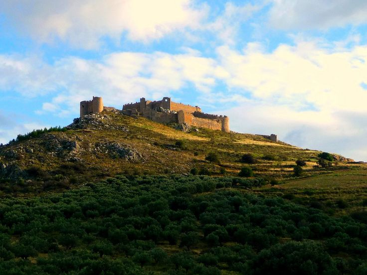 Larissa castle - Argos (Greece)