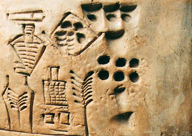 """The oldest names written in history are the names of common people doing nothing more than working through the daily drudge of their jobs.The first written name we have is an accountant from 3100 BC. The tablet reads, """"29,086 measures of barley [over the course of] 37 months"""" and is signed """"Kushim."""" The first tablet with more than one name is an ad from a slave trader that reads, """"Two slaves held by Gal-Sal: En-pap X and Sukkalgir.""""These writings were likely mundane moments in the lives of…"""
