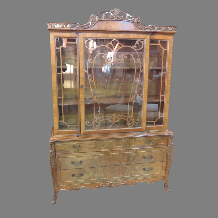Antique China Cabinets, Antique Display Cabinets, Antique Curio Cabinets,  and Antique Furniture online
