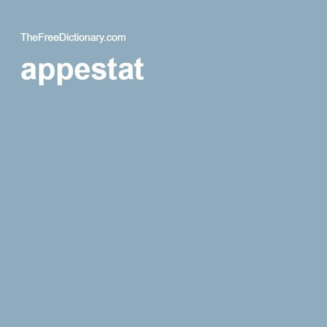 appestat
