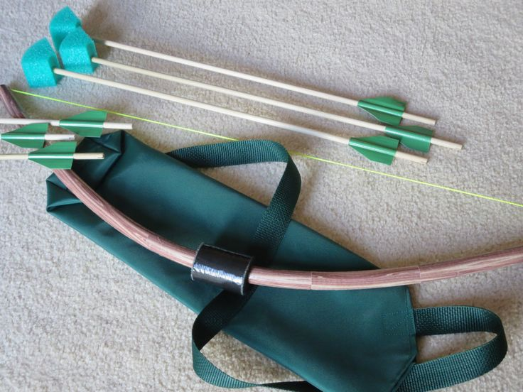 Bow and arrows, wood grain effect, kids archery set, lawn games and activity toy, fun yard games, party favor toy, young kids safe play set by PlaySafeToys on Etsy