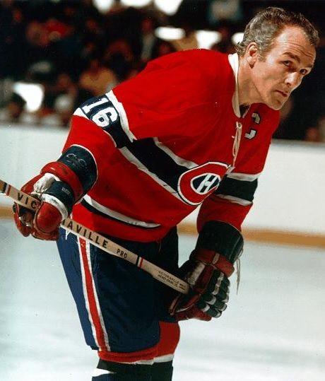 Henri Richard - Montreal Canadiens
