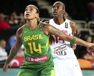 Blog Esportivo do Suíço:  Após os cortes de Damiris e Nádia por lesão, Barbosa convoca Erika e Karina