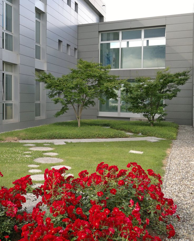 Giardino aziendale FEMI S.p.A. - Kepos giardino paesaggio ambiente Kepos giardino paesaggio ambiente
