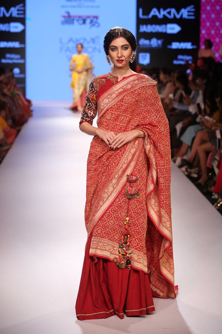 Gaurang Shah at Lakme Fashion Week
