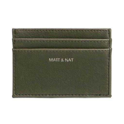 Matt & Natt Max Wallet: Olive