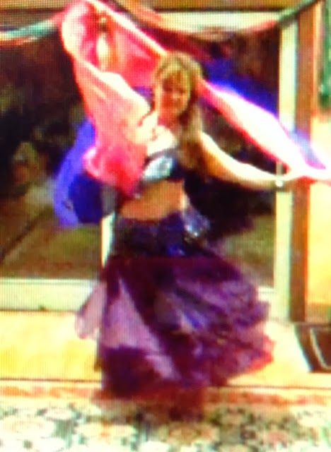 The Dancing Spirit  Body Soul Belly Dance Spirit Basics