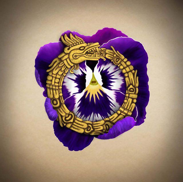 uroboros y violeta   Flickr - Photo Sharing!