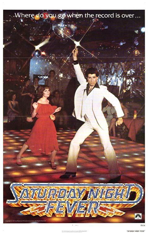 Saturday Night Fever,Fiebre del sábado noche (1977)