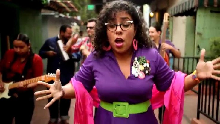 La Santa Cecilia - one of my favorite groups! This video was missing from youtube for a while! yay it's back!